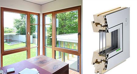 Holzfenster modern  Baudoc das Inter-nette Magazin für Häuslebauer - Bauberatung vom ...