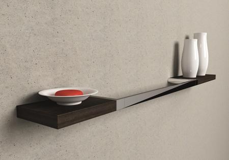 badezimmer ablage holz. Black Bedroom Furniture Sets. Home Design Ideas